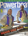 Powerboat magazine cover