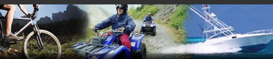 bicycle quad boat
